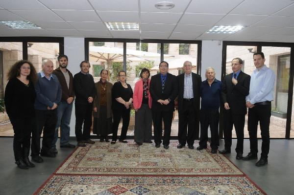 הוועדה להסדרת המשילות בהשכלה הגבוהה בישראל